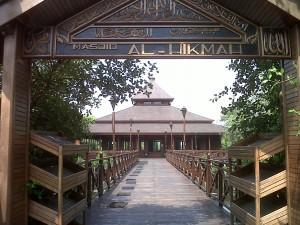 Masjid Al Hikmah TWA PIK
